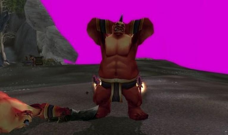 Encrypted Text: Lifestyle of the Pandaria rogue
