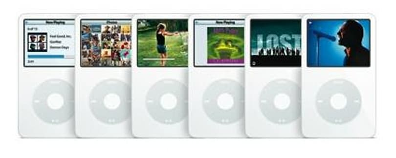 iPods on Campus