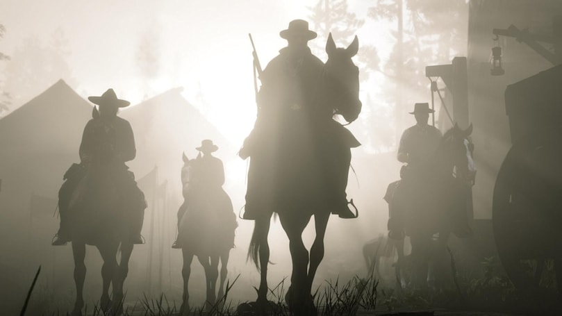 The real Pinkertons aren't happy with 'Red Dead Redemption 2'