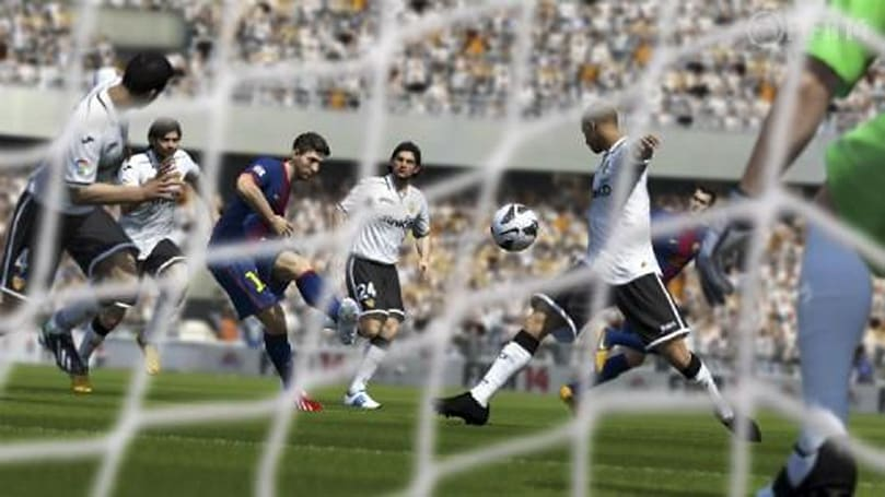 Ignite won't power FIFA 14 on PC; Xbox One trailer was pre-rendered