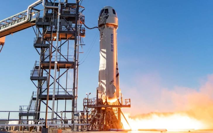 Blue Origin might not send humans to space until 2020
