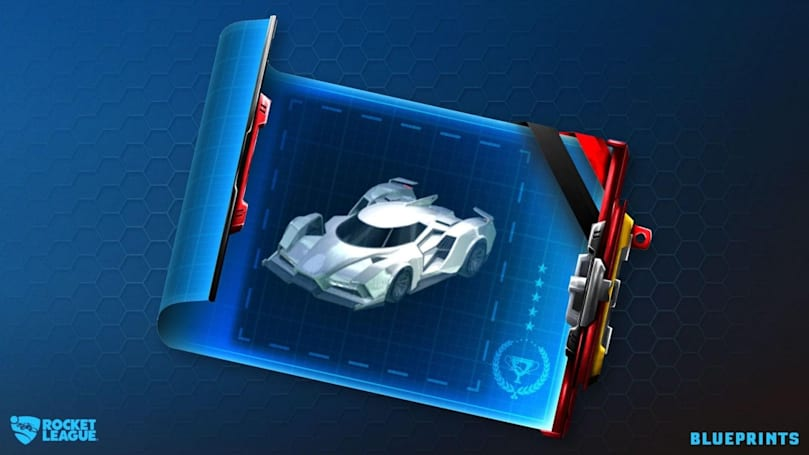 'Rocket League' will replace randomized loot crates with 'blueprints'