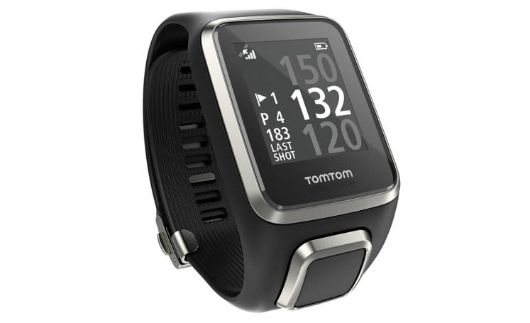 TomTom's Golfer 2 GPS watch tracks your swing