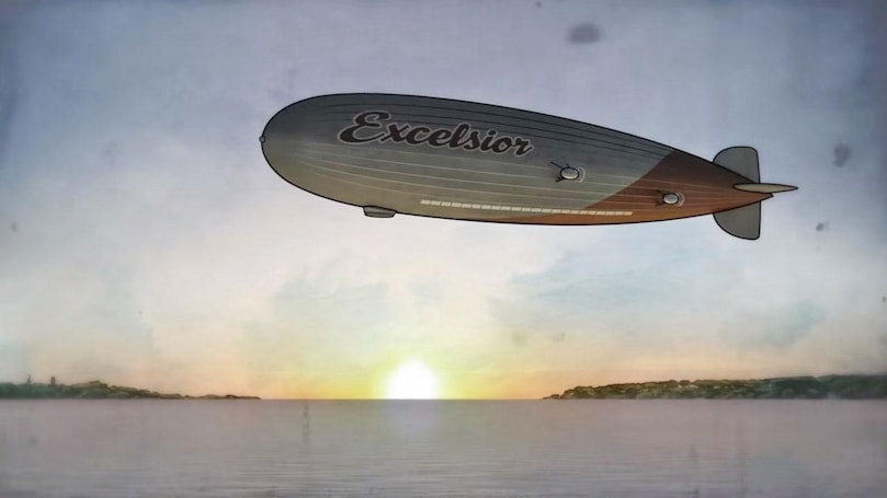 Bloomberg: Google co-founder Sergey Brin has a 'secret airship'