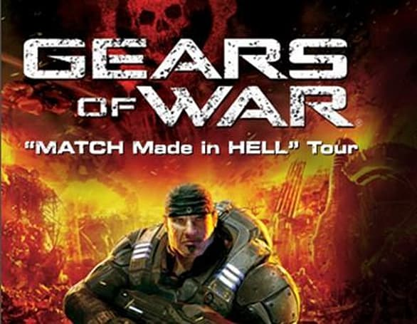 Sign up to play Gears of War early