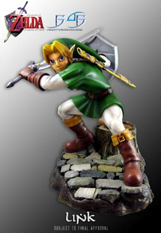 Adult Link awes gamers