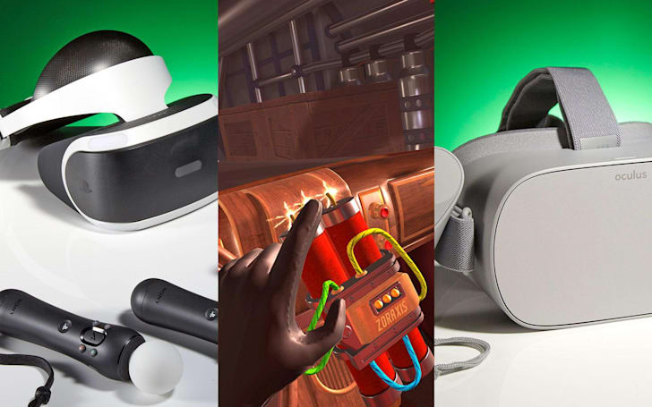 The best VR gifts
