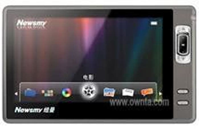 Newsmy A11HD portable media player tries hard to be special