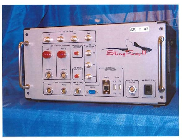 Set up your own Stingray cell dragnet with these leaked docs