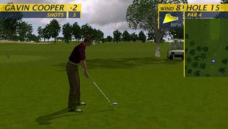 New ProStroke Golf: World Tour 2007 screens released