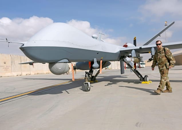 US military drone documents are selling for $150 on the dark web (updated)