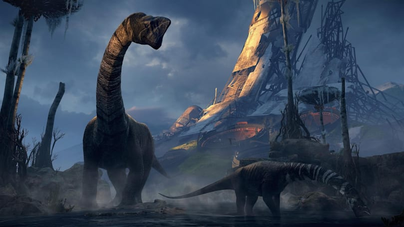 Why are dinosaurs everywhere in VR?