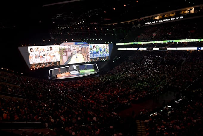The entire Overwatch League regular season will be online-only