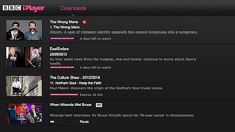 BBC iPlayer Downloads replaces old Desktop client for a cleaner, simpler user experience