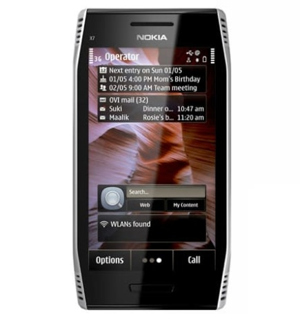 Nokia X7 with Symbian 'Anna' now official on Three UK (Updated)