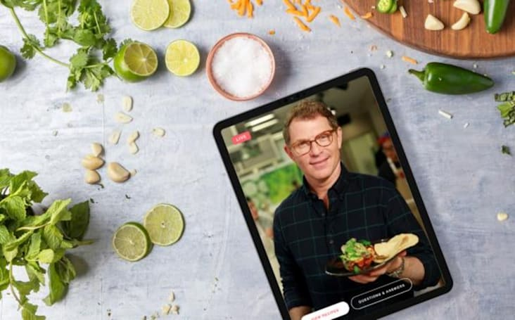 Food Network's cooking classes begin on Echo Show and Alexa devices