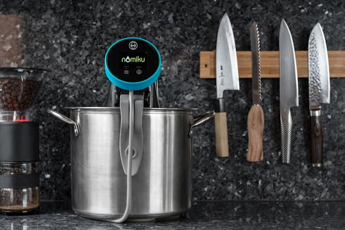 Nomiku Sous Chef essentially offers TV dinners for foodies