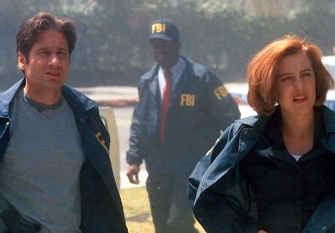 'The X-Files' six-episode series premieres January 24th