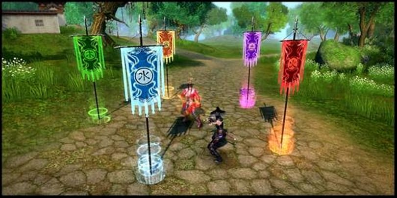 Age of Wushu: Transcendence coming on January 14th