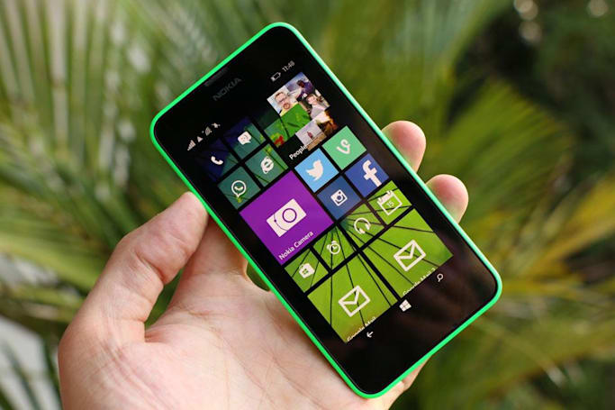 Your Lumia is probably getting Windows 10