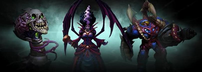 Heroes of the Storm adds Hallow's End skins