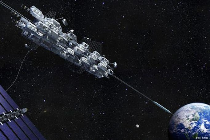 Japanese company plans to have working space elevator by 2050