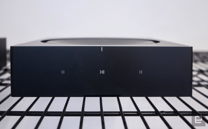 Sonos hikes prices on the Amp and Port as it moves production out of China