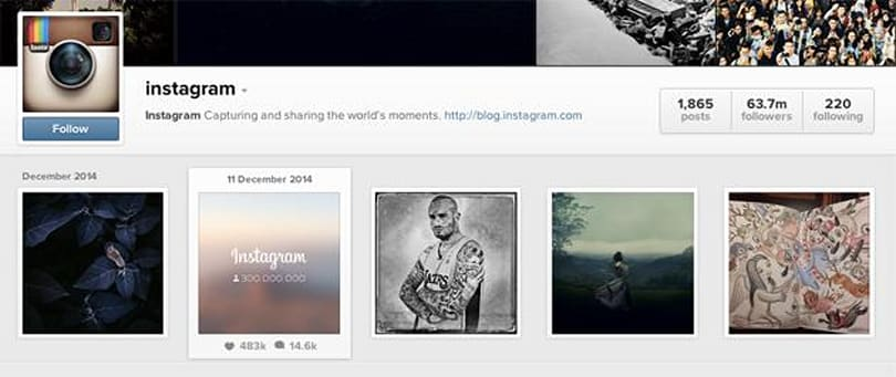 Instagram celebrates 300 million users, which is more than Twitter