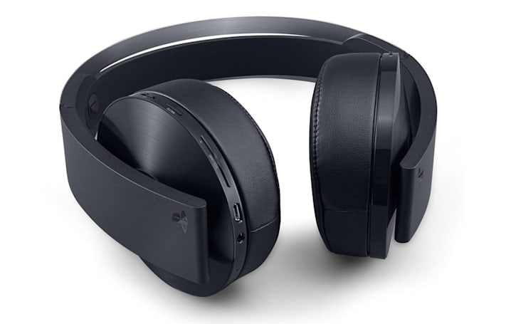 Sony's new high-end wireless PS4 headset coming on January 17