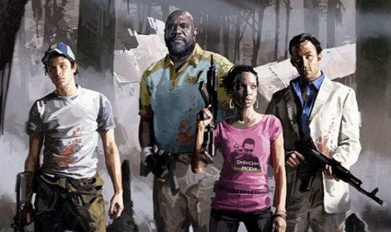 Halloween Horror Streams: Left 4 Dead 2 brings, mauls us together