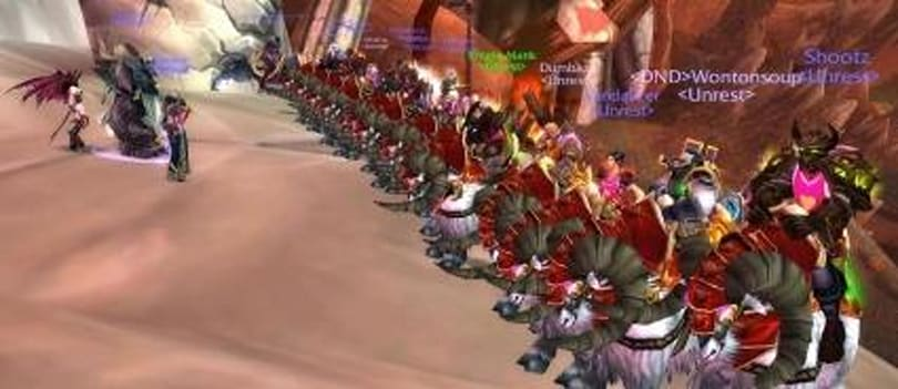 Breakfast Topic: Is your guild structured and sure or chaotic and competent?