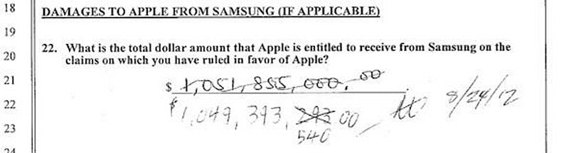 Breaking down Apple's $1 billion courtroom victory over Samsung