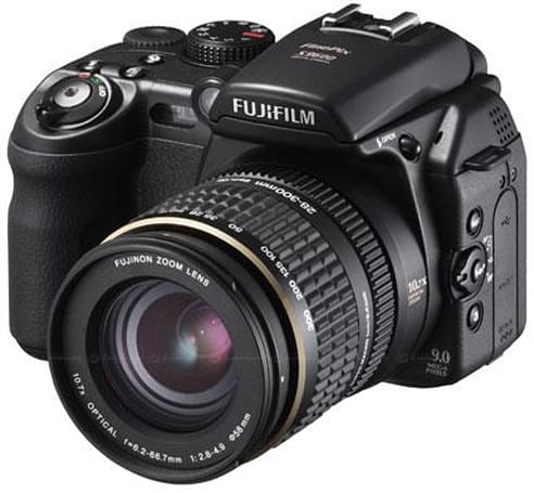 Fujifilm announces FinePix S9600/S9100