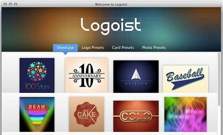 Logoist 2 puts you in the logo creation business