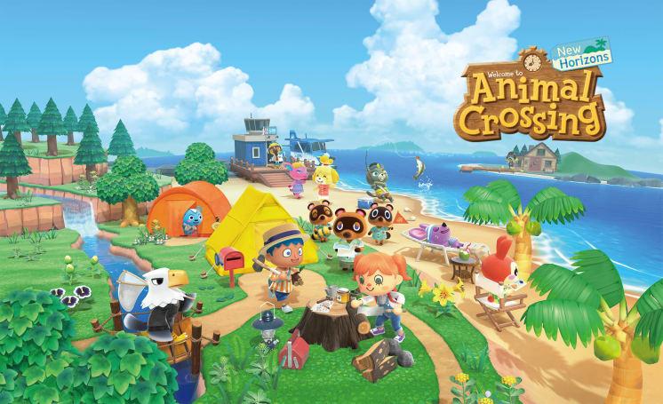 'Animal Crossing: New Horizons' will offer island terraforming