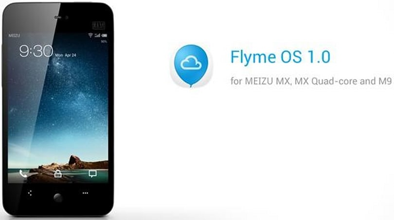 Meizu plans ICS update for MX and M9 this June, slaps it with a Flyme OS skin