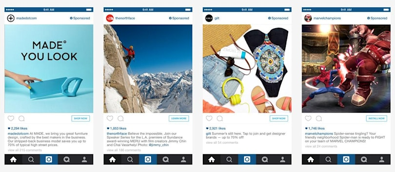 Instagram introduces 30-second video ads
