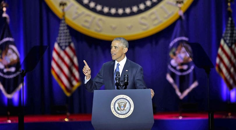 Obama's legacy: The most tech-savvy president