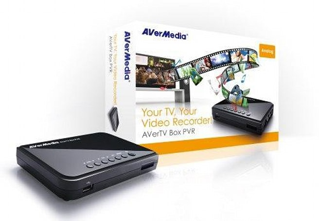 AverMedia rolls out AverTV box PVR, likely targeting budget-minded ad-skippers