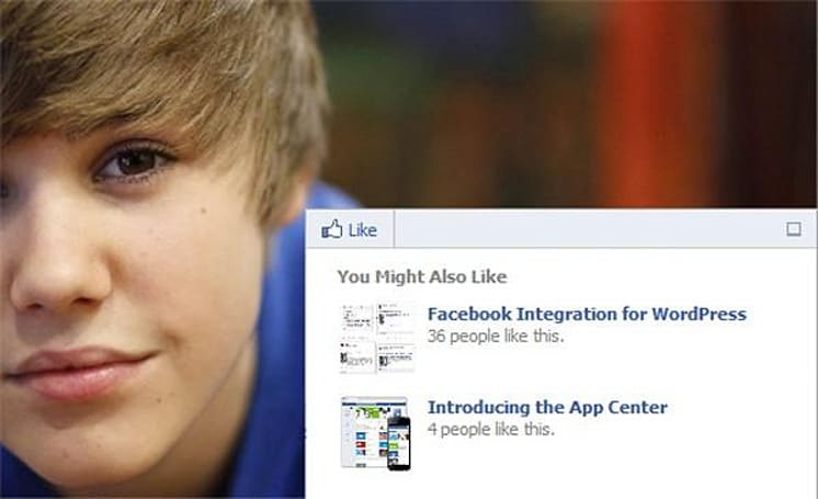 Facebook's new Recommendations Bar pops up, just wants to be liked