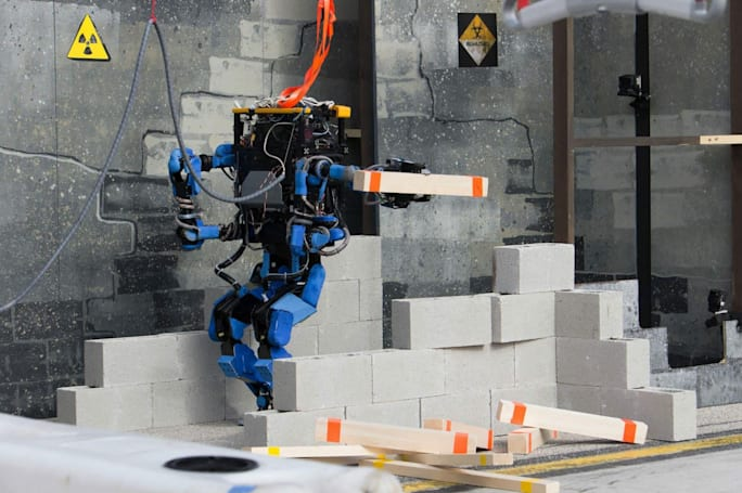 Google is shutting down its SCHAFT robotics unit