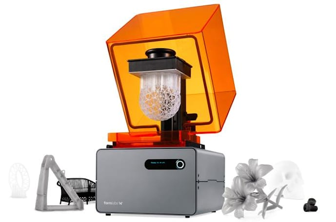 Formlabs' second-gen pro 3D printer is 50 percent faster