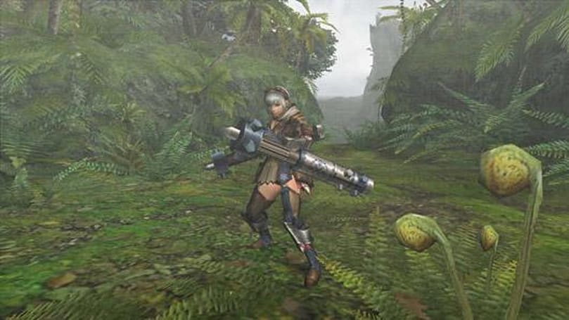 Monster Hunter Frontier GG hits Japan this spring