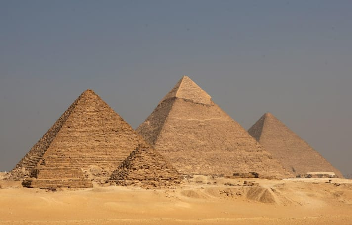 Cosmic rays unlock new secrets in Egypt's Great Pyramid