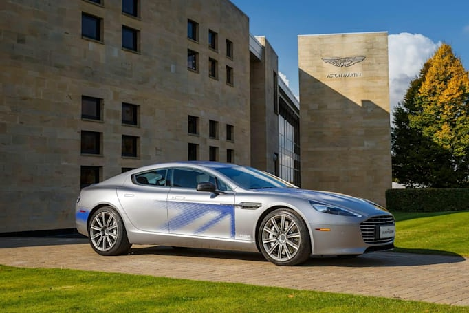 James Bond's next Aston Martin might be electric