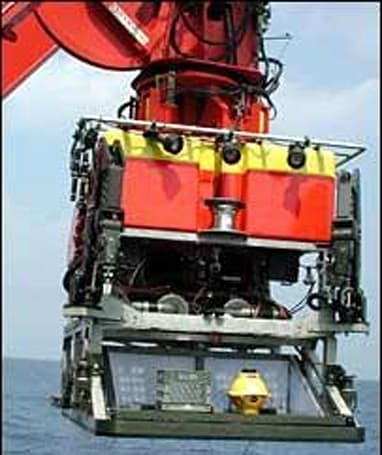 Britain's Isis ROV set to trawl the depths of Antarctica