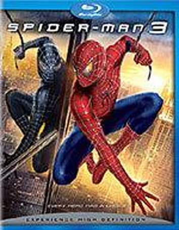 Spider-Man 3 didn't break any records on Blu-ray its first week