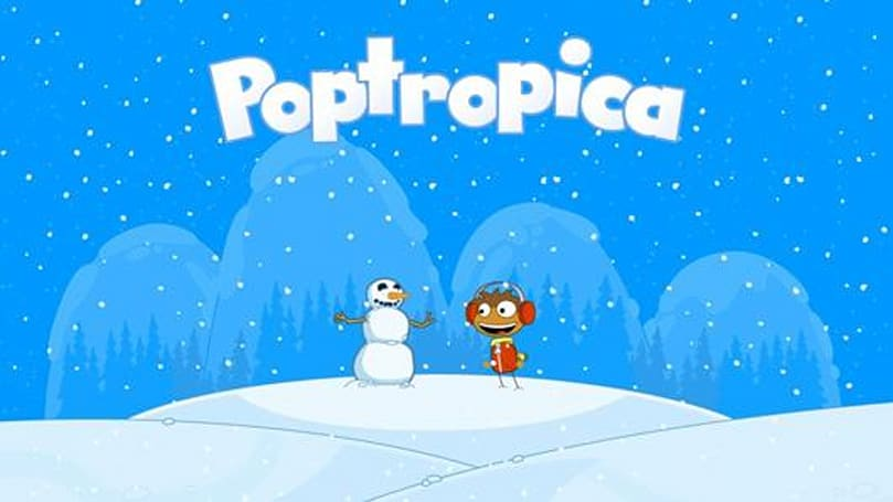 The Stream Team: What is Poptropica?