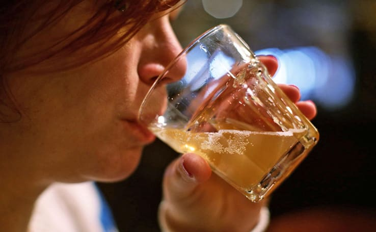 Can an app stop you from drinking on a work night?