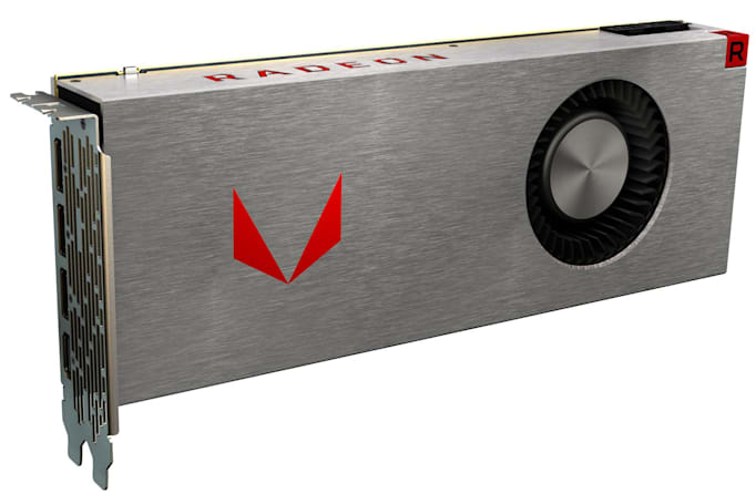 AMD returns to high-end gaming graphics with Radeon RX Vega